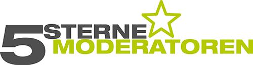 5 Sterne Moderatoren Logo