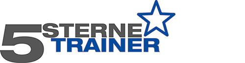5 Sterne Trainer Logo